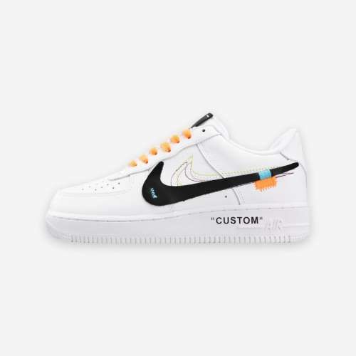 AIR FORCE 1 X OFF WHITE CUSTOM Meetapp