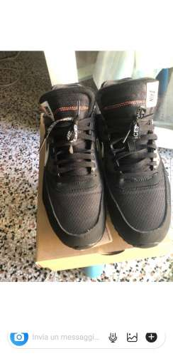 Nike air max 90 x off white legit check urgente Meetapp
