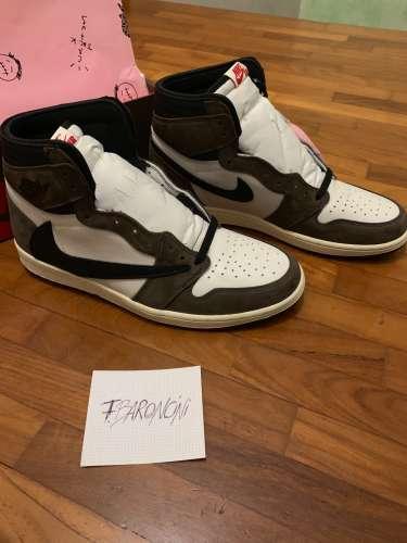 d51620fa930 Air Jordan 1 OG Travis Scott - Meetapp