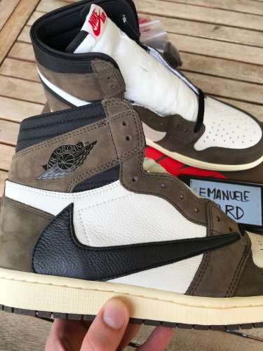 f84e66cf3f9 Nike Air Jordan 1 High OG x Travis Scott 45 - Meetapp