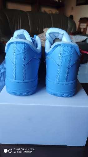 Nike Air Force 1 x Off White MCA Chicago Meetapp