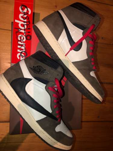 Jordan 1 Retro Hight Travis Scott
