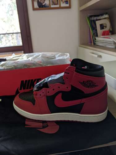 Jordan 1 Retro High 85' University Red