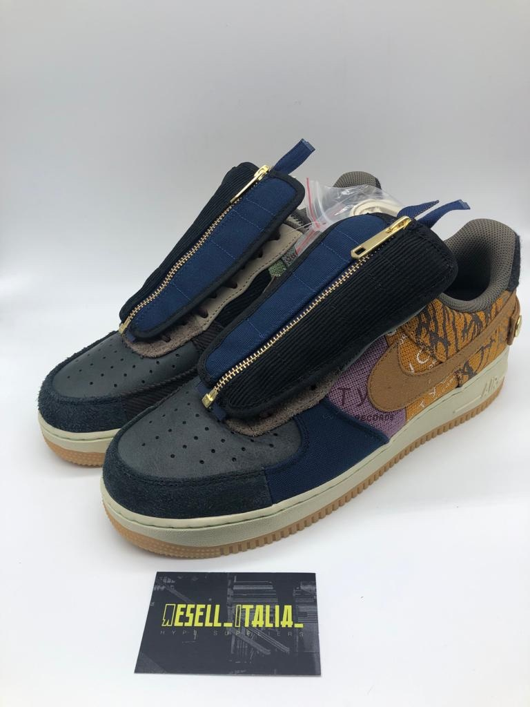 Nike Air Force 1 Travis Scott Cactus Jack Meetapp
