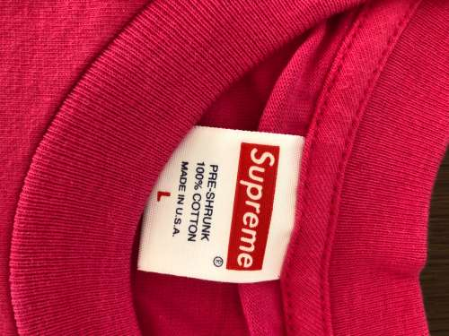WTS Supreme Remember Tee