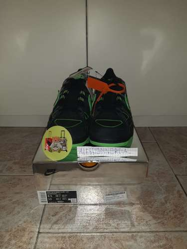 WTS Nike Air Dunk Rubber x Off-White Green