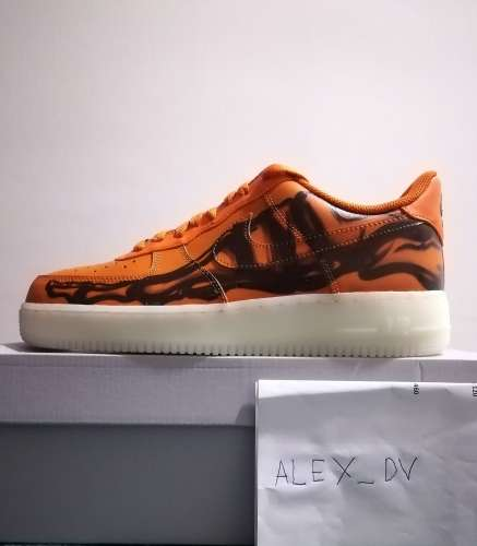 WTS Air Force 1 Skeleton