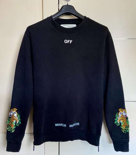 Off-White Tiger Crewneck