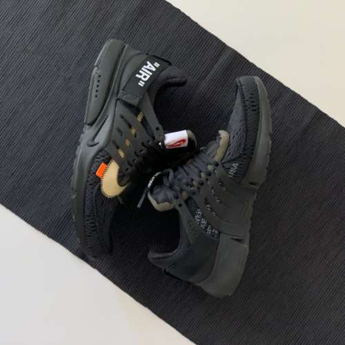 Nike Air Presto Black x Off-White 2018